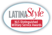 Latina Style NLS Distinguished Military Service Awards